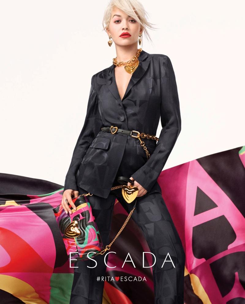 Rita Ora stars in Escada spring-summer 2019 campaign