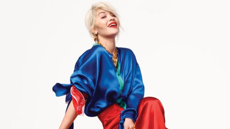 Escada launches spring-summer 2019 campaign with Rita Ora