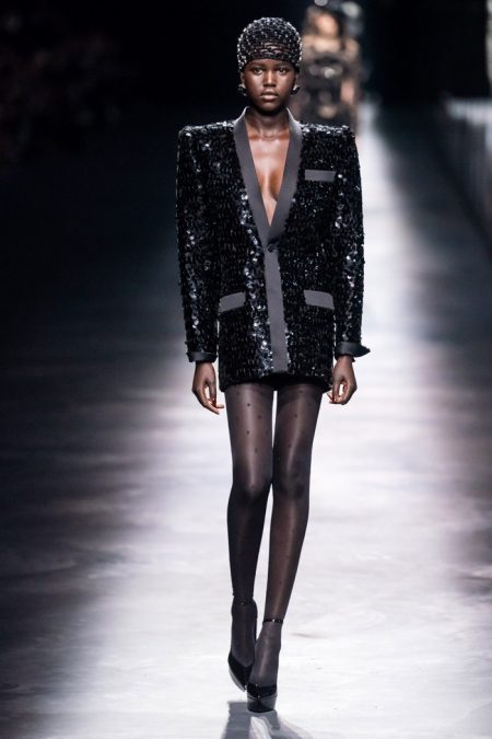 Saint Laurent Lights Up Fall 2019 Collection