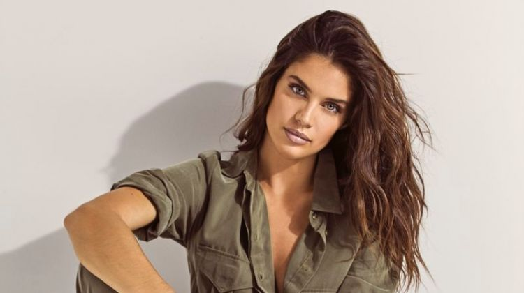 Sara Sampaio stars in XTI Shoes spring-summer 2019 campaign