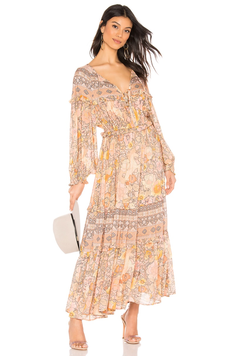 Spell & The Gypsy Collective Amethyst Gown $280