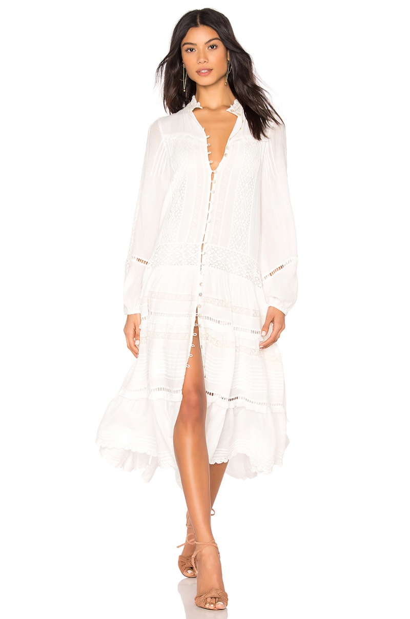 Spell & The Gypsy Collective Hanging Rock Dress $225
