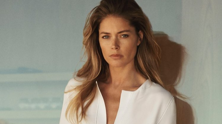 St. John taps Doutzen Kroes for its spring 2019 campaign