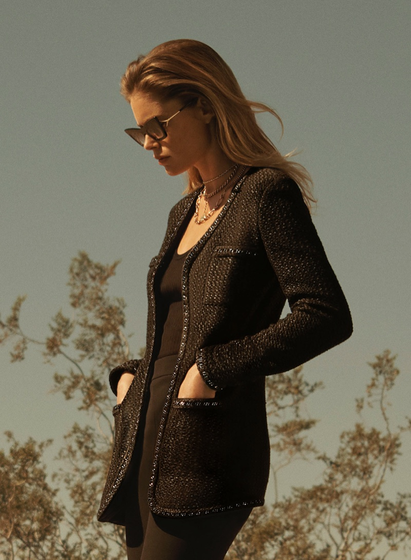An image from the St. John spring 2019 advertising campaign