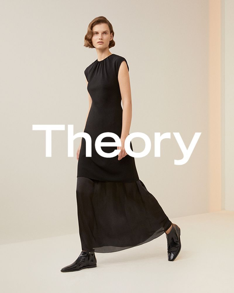 Theory launches spring-summer 2019 campaign