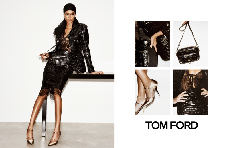 An image from the Tom Ford spring 2019 advertising campaign