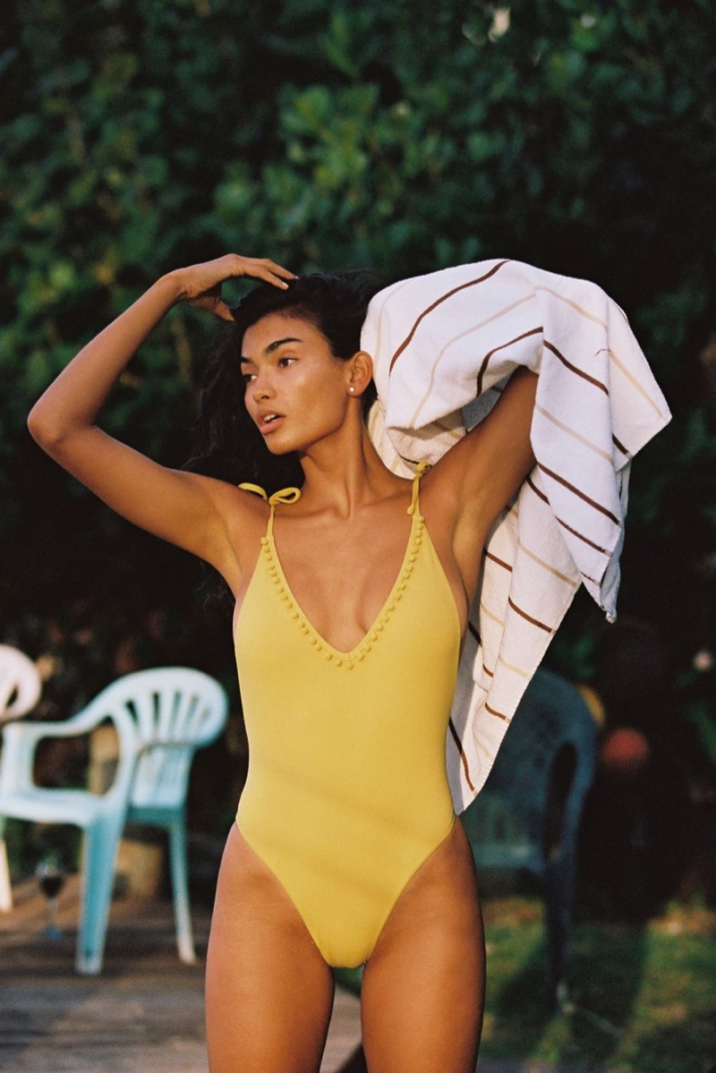 Billabong Last Sun One-Piece Swimsuit $110