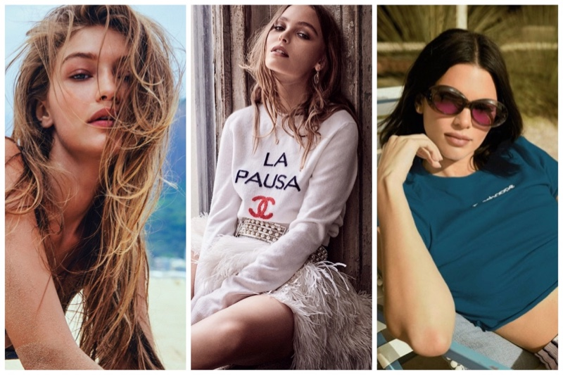 Week in Review | Gigi Hadid Covers ELLE, Kendall Jenner for Penshoppe, Lily-Rose Depp's New Cover + More
