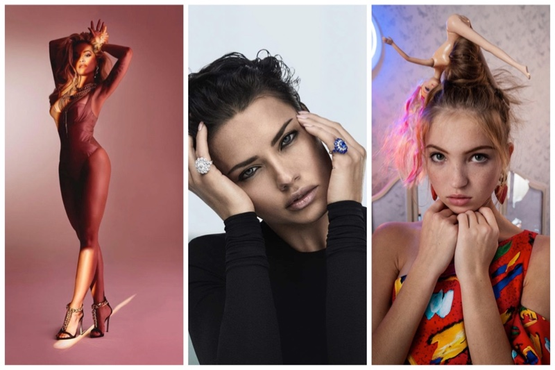 Week in Review | Lila Moss' First Cover, Adriana Lima for Chopard, Rita Ora's Collab + More