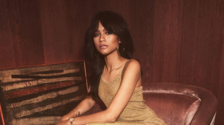 Zendaya Delivers 70's Vibes for Tommy Hilfiger Collaboration