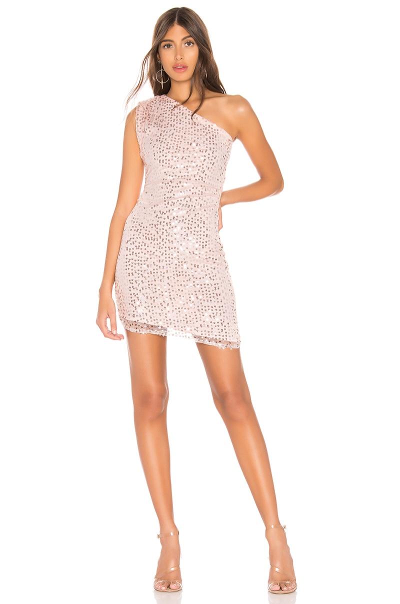 h:ours Hanna Mini Dress $168