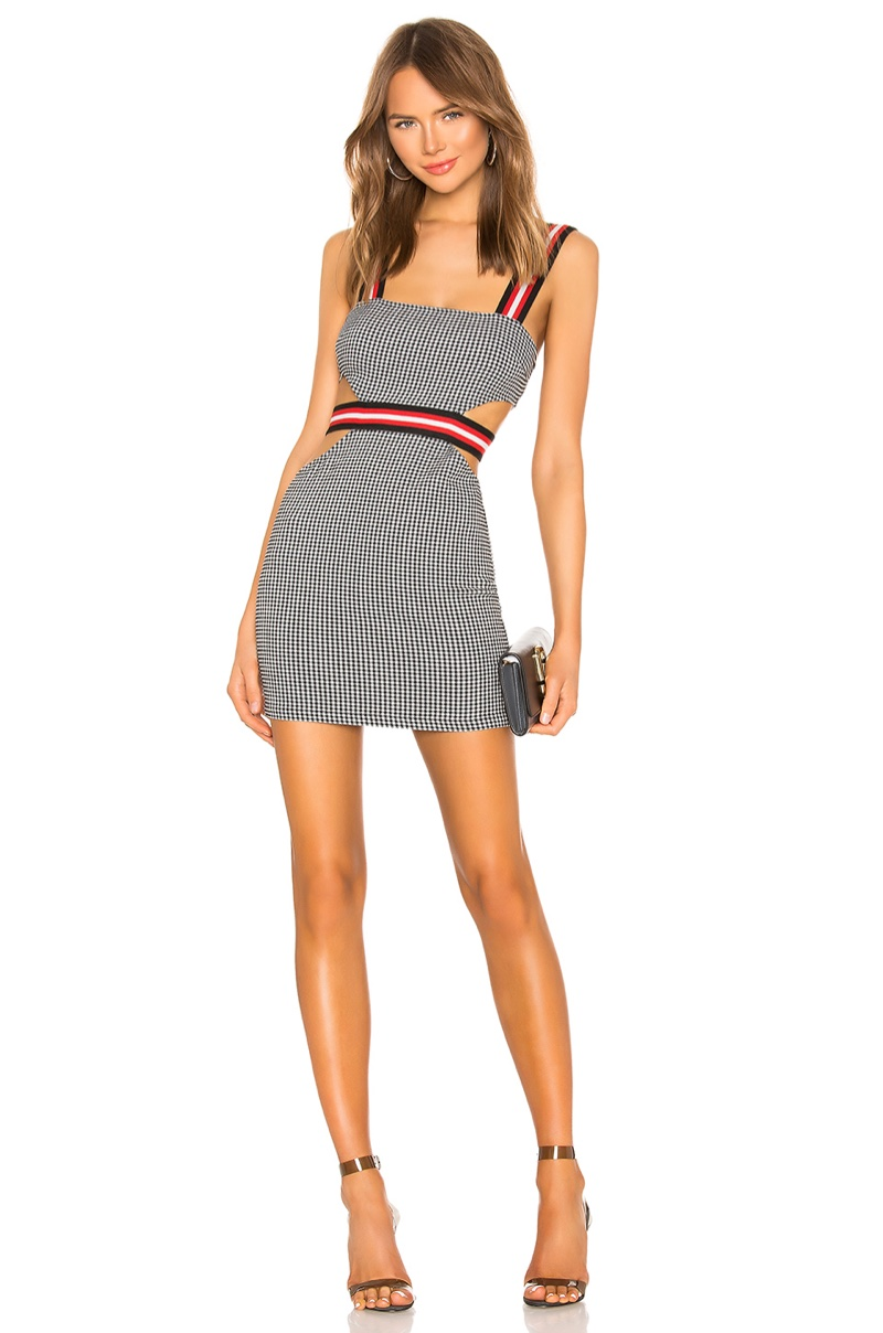 h:ours Jayla Mini Dress $148