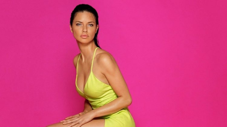 Schutz taps supermodel Adriana Lima for resort 2019 campaign