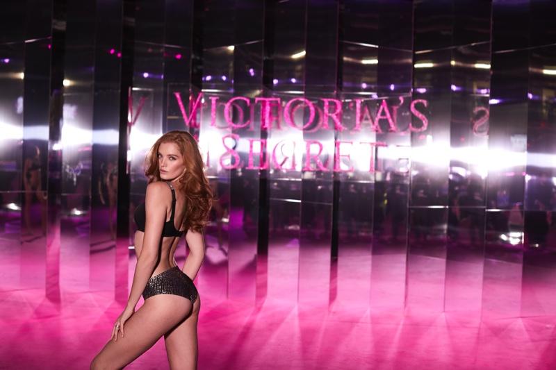 British model Alexina Graham named a Victoria's Secret Angel. Photo courtesy Victoria's Secret