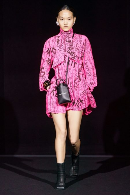 Balenciaga Elevates for Fall 2019