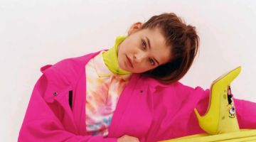 Barbara Palvin Poses in Whimsical Looks for EXIT Magazine