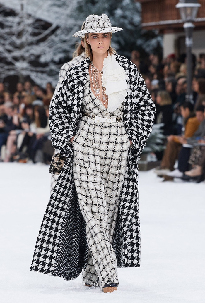 chanel fall  winter 2019 runway  fashion gone rogue
