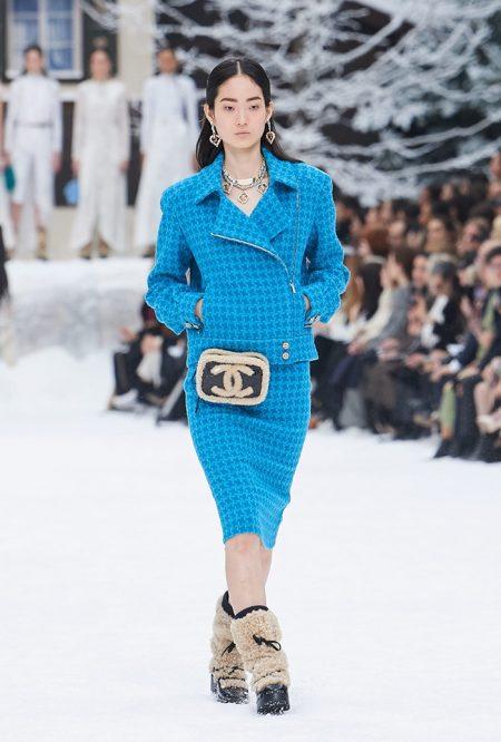 Chanel Fall / Winter 2019 Runway | Fashion Gone Rogue