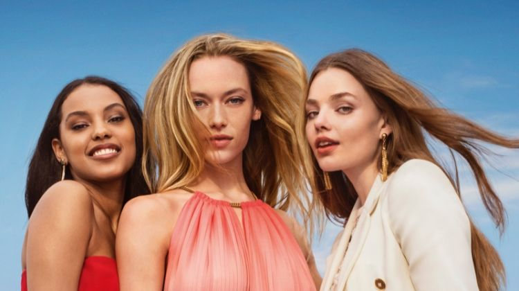 Elie Saab unveils Girl of Now Forever fragrance campaign
