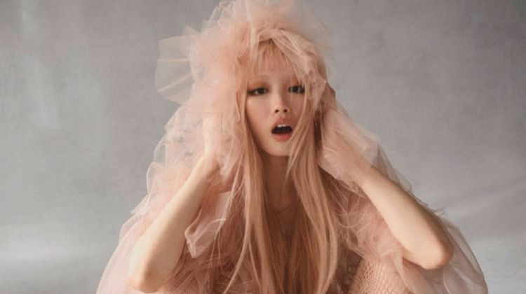 Fernanda Ly Wears New Season Looks for ELLE Australia