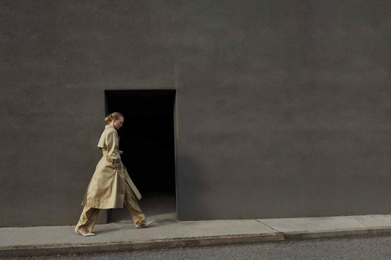 Alek Wek & Gemma Ward Join Forces for PORTER Edit