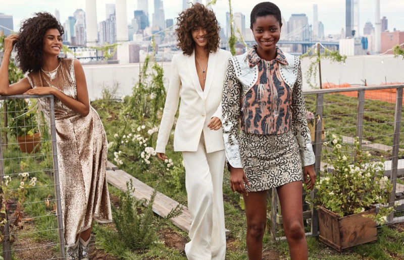 H&M spotlights sustainable style for Conscious Exclusive 2019 campaign