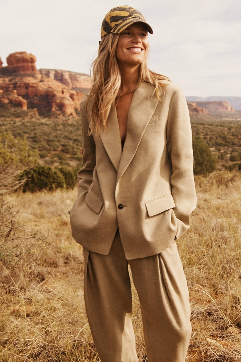 Relaxed suiting takes the spotlight for H&M Studio spring-summer 2019