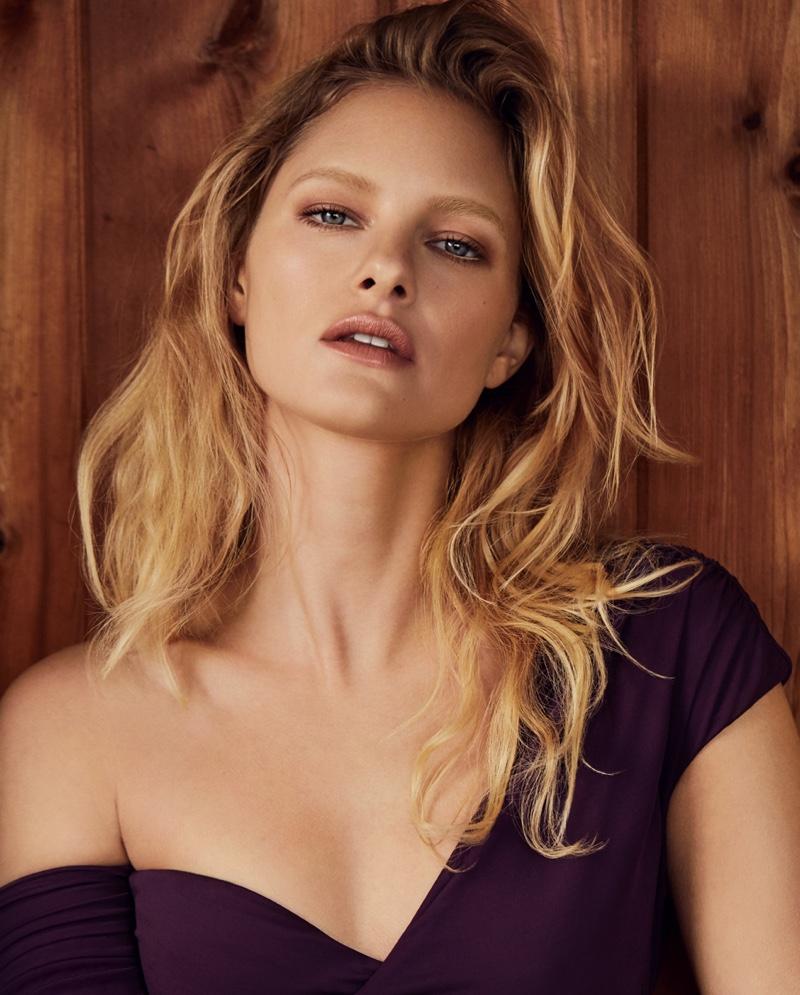 Hannah Holman Wears Elegant Styles for Grazia Italy