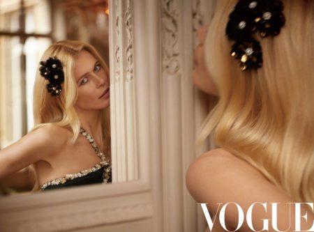Claudia, Sasha & Grace Model Haute Couture Looks for Vogue China
