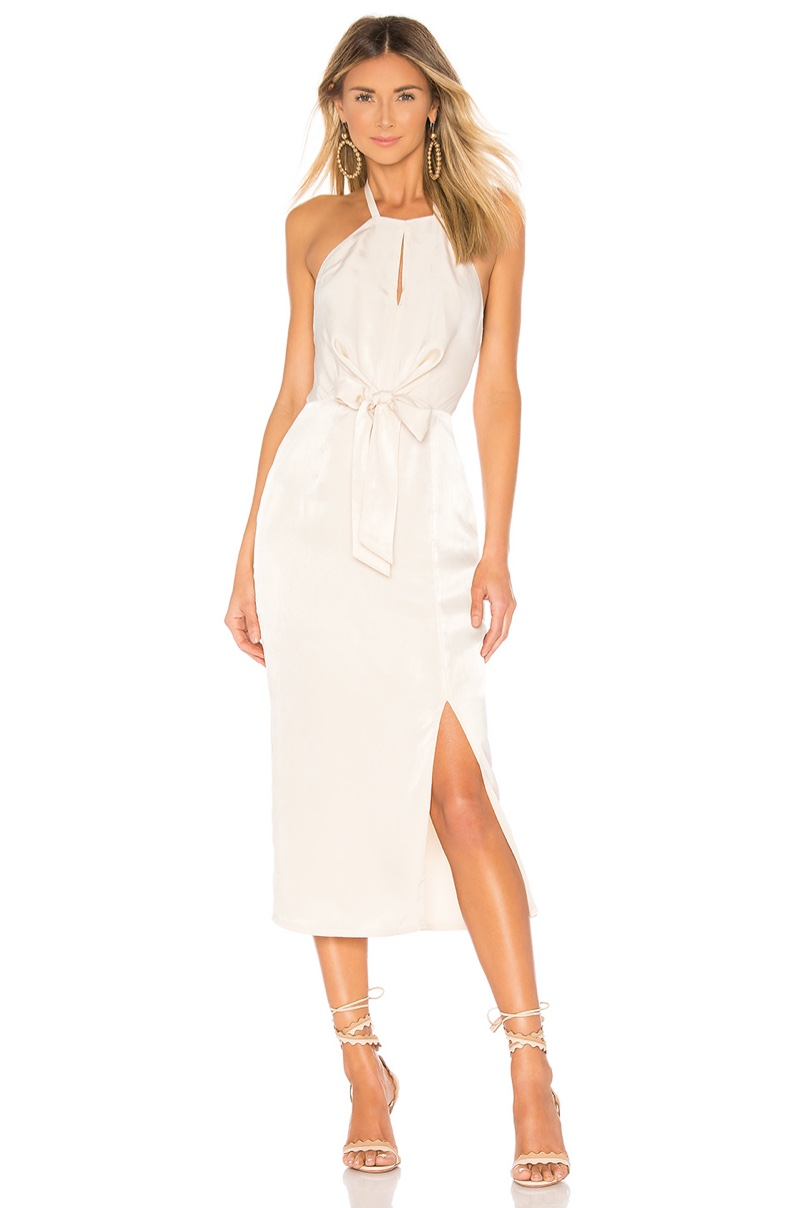 House of Harlow 1960 x REVOLVE Milo Dress in Ivory $178