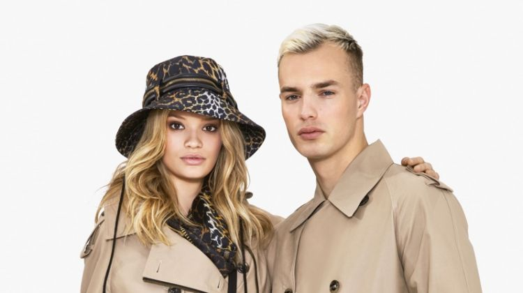Jeremy Scott Teams With London Fog on These Bold Designs