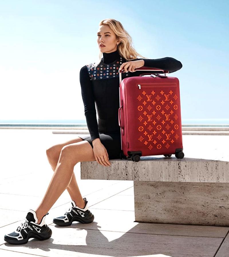 Karlie Kloss stars in Louis Vuitton Horizon campaign