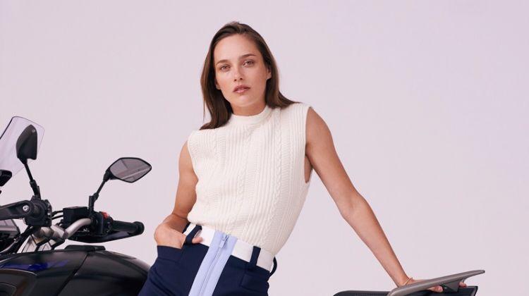 Karmen Pedaru Models On-Trend Looks for Costume Magazine