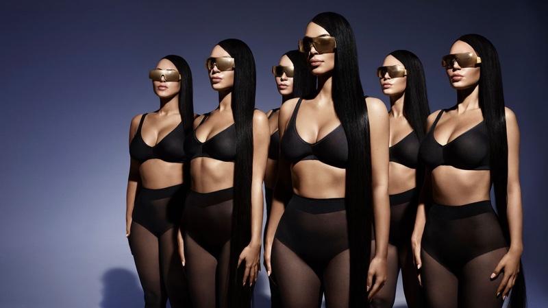 Kim Kardashian stars in Carolina Lemke sunglasses campaign