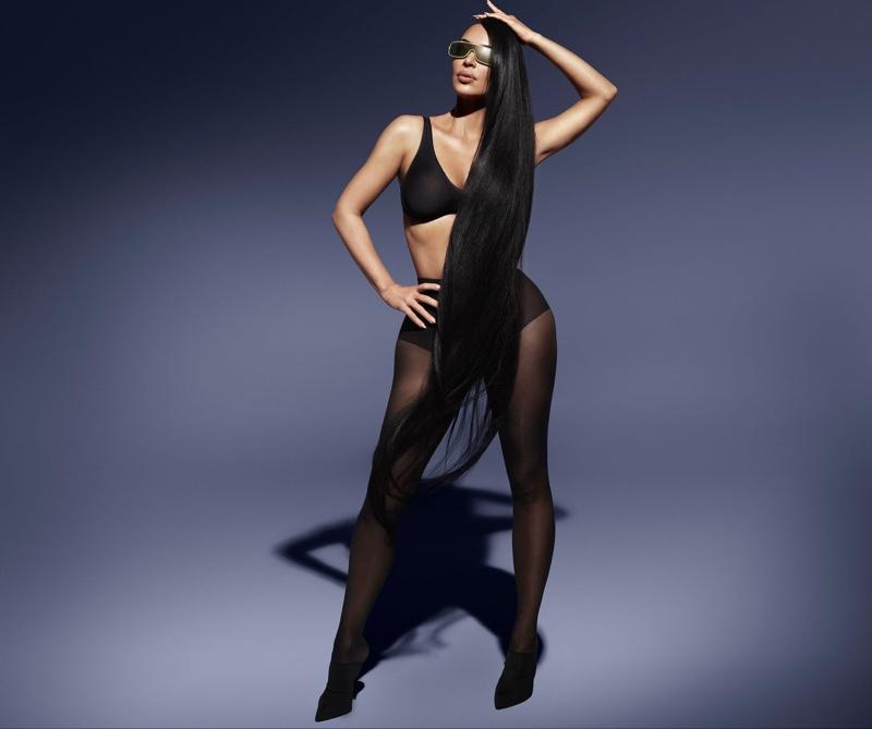 Carolina Lemke and Kim Kardashian team up on sunglasses collaboration