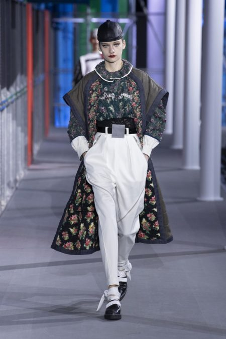 Louis Vuitton Goes Eclectic for Fall 2019