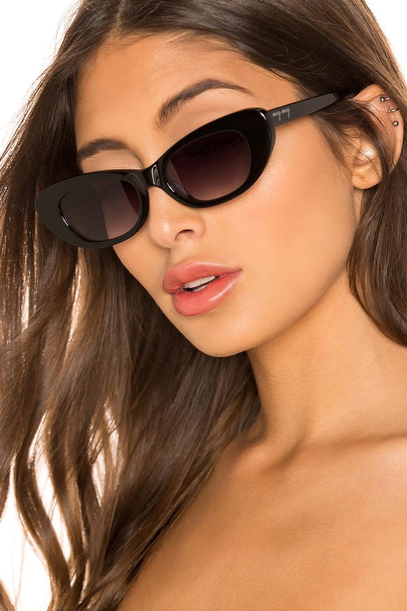 My My My Alyx Sunglasses in Black $92