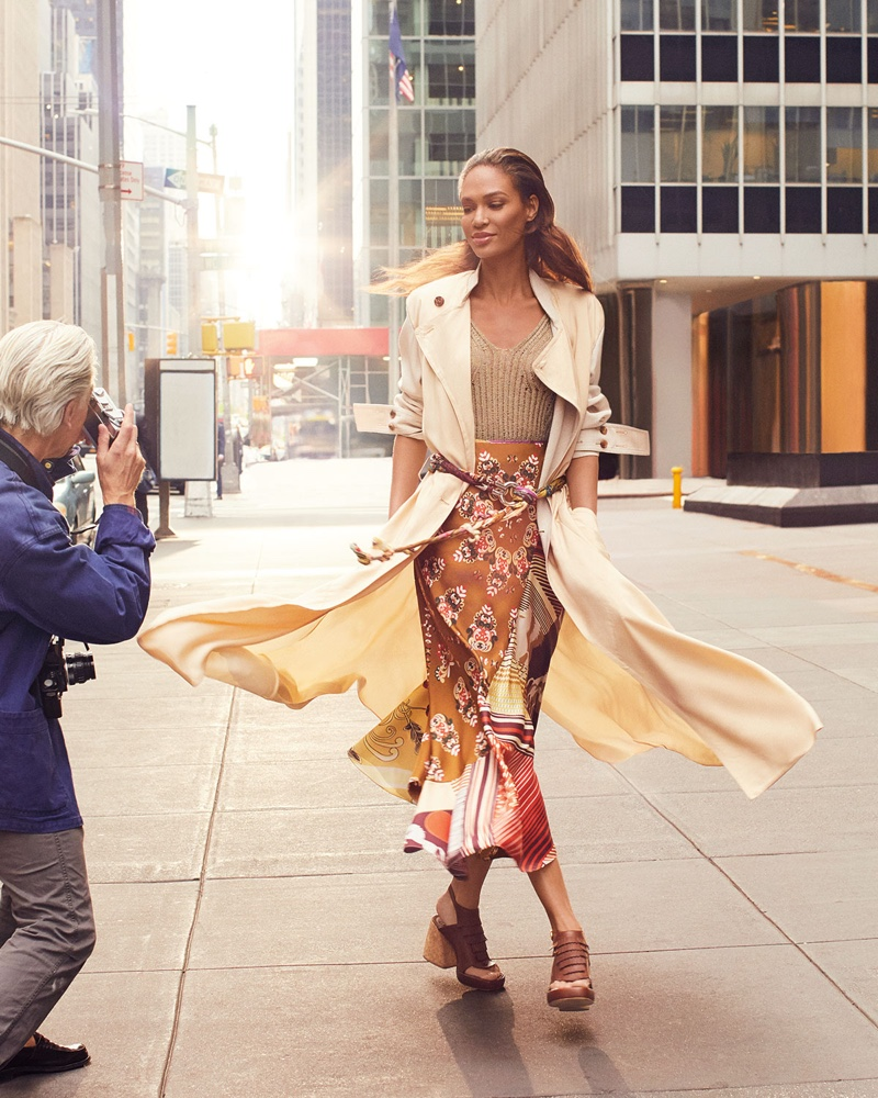 Joan Smalls fronts Neiman Marcus The Art of Fashion spring 2019 campaign