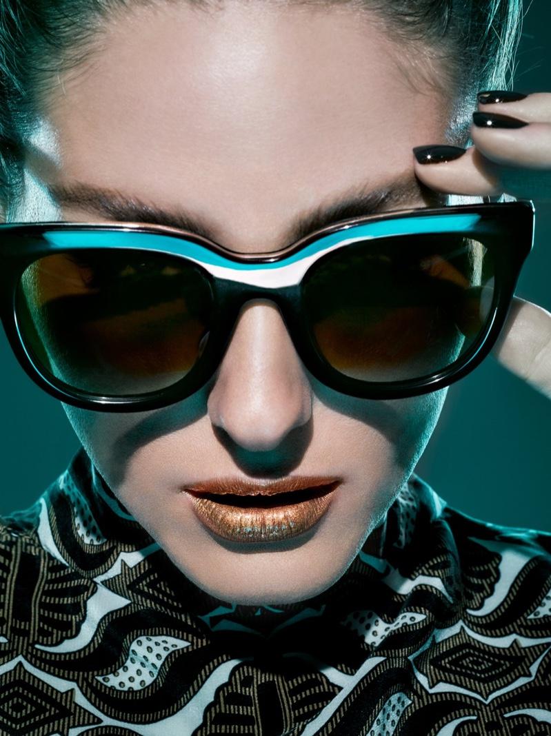 Westward Leaning x Olivia Palermo Moore 04 Sunglasses $235