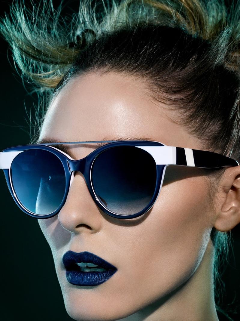 Westward Leaning x Olivia Palermo Mayfair 02 Sunglasses $255