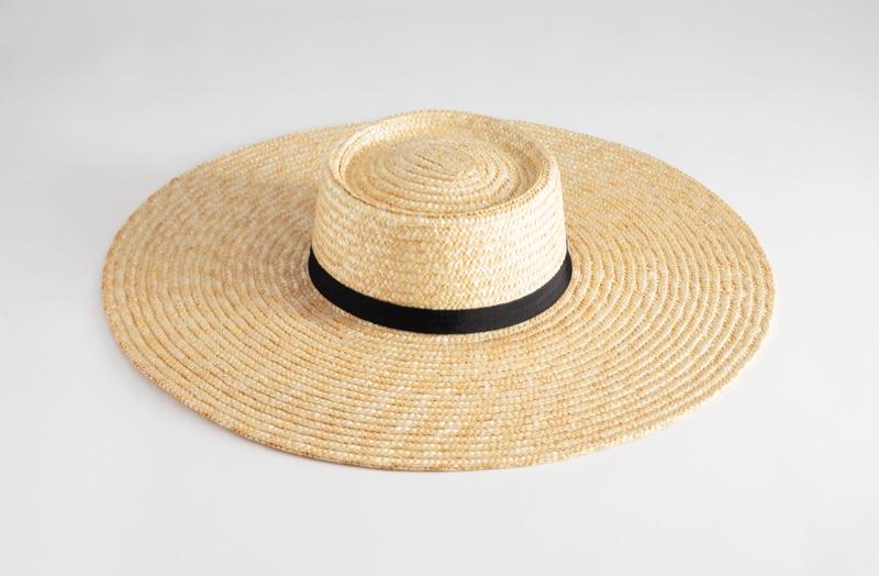 & Other Stories Round Top Straw Hat $49