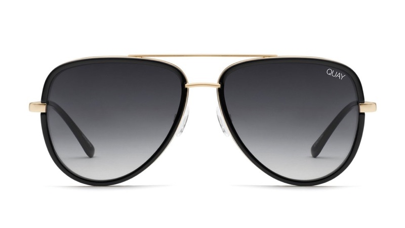 Quay x JLo All In Sunglasses $60