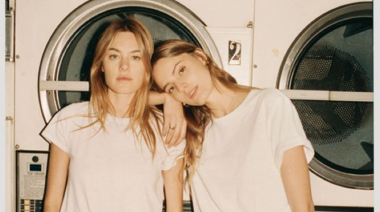 Camille Rowe & Tilda Lindstam Model Rag & Bone's Latest Denim