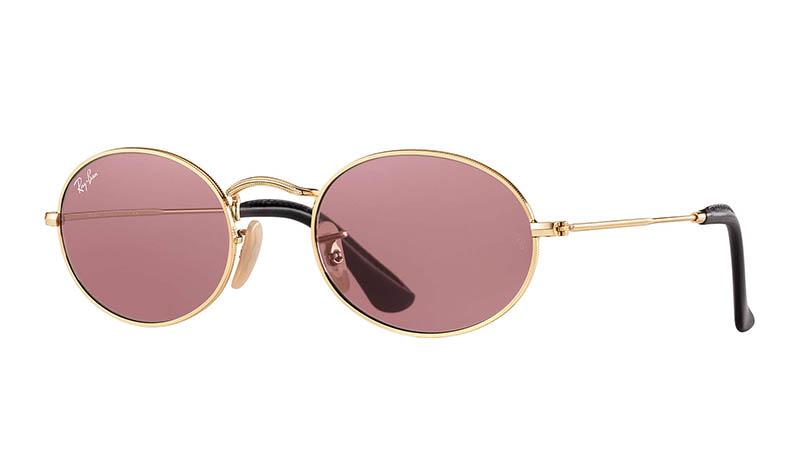 Ray-Ban x Peggy Gou Oval Sunglasses $173