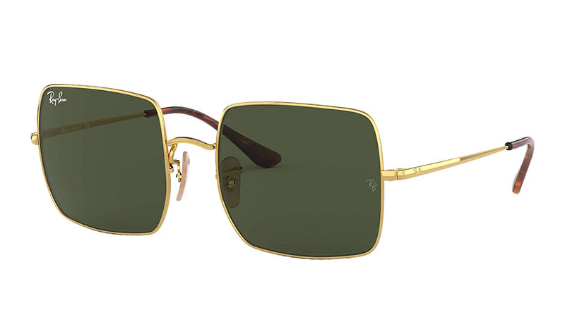 Ray-Ban Square Classic Sunglasses $153
