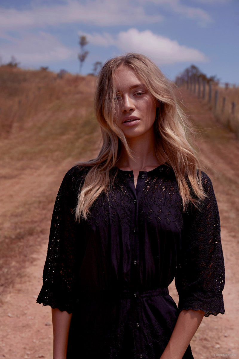 Dress Island Luxe. Photo: Chris Mohen