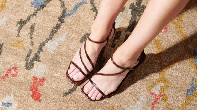 Staud debut shoe sandals collection