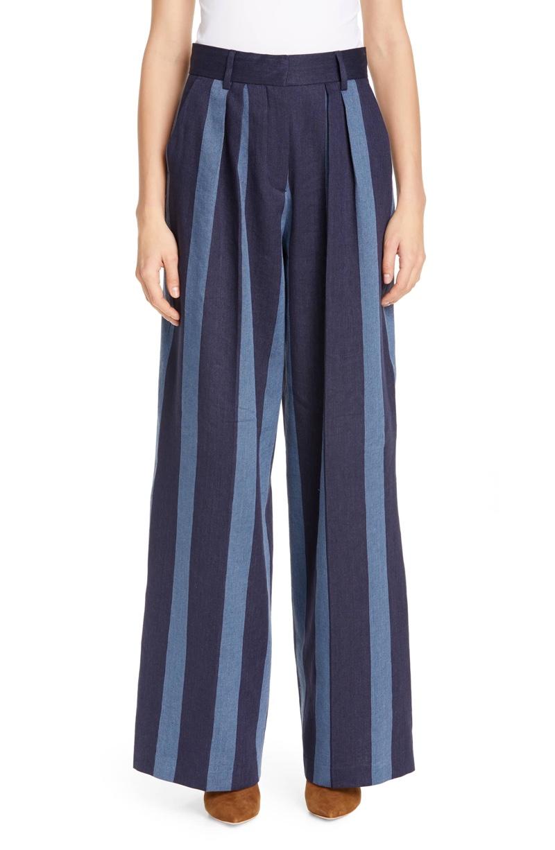 Tommy x Zendaya Stripe Denim Pants $149.50