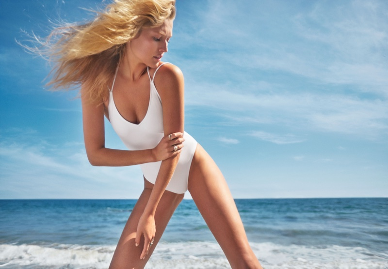 Spanish swimwear label allSisters unveils spring-summer 2019 campaign