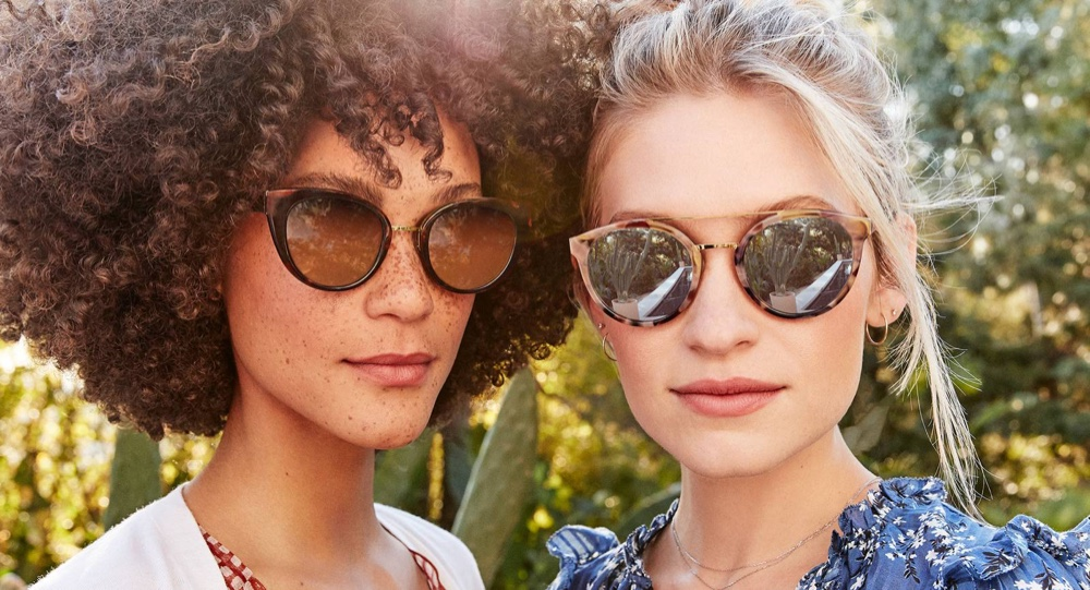 Warby Parker Forma sunglasses collection